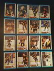 1989-90 OPC VANCOUVER CANUCKS Select from LIST NHL HOCKEY CARDS O-PEE-CHEE
