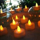 12x Flameless LED Tea Light Candles Tealights Fake Candles Valentine's Day Gift