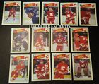 1988-89 OPC CALGARY FLAMES Select from LIST NHL HOCKEY CARDS O-PEE-CHEE