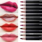 Womens Professional Waterproof Lipliner Lip Pencil Liner Cosmetic 12 Colors