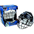 Mylec Roller Hockey Helmet with Face Guard