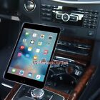 Car Long Mount Holder Bendable Arm+USB+Cigar Port/Outlet For iPad Mini Series