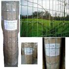 Pvc Green Coated Garden Mesh Wire Fence Fencing 0.9, 1.2, 1.8m, 10m 20m
