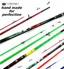 Veret SIRIUS Surf Beach Sea Fishing Rod - Hand Made in Italy - 4.2m or 4.5m 3pc
