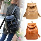Girl School Bag Travel Cute Leather Backpack Satchel Women Shoulder Rucksack AU