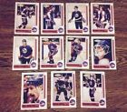1986-87 OPC WINNIPEG JETS Select from LIST NHL HOCKEY CARDS O-PEE-CHEE