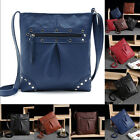 Fashion Women Lady Handbag Shoulder Bag Leather Messenger Hobo Bag Satchel LACA