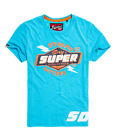 Superdry Vintage Logo T-Shirt eclipse navy #OUTLET-PREISE# Gr. S-XL (SD-H-11)