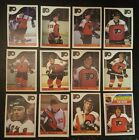 1985-86 OPC PHILADELPHIA FLYERS Select from LIST NHL HOCKEY CARDS O-PEE-CHEE