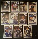 1985-86 OPC TORONTO MAPLE LEAFS Select from LIST NHL HOCKEY CARDS O-PEE-CHEE