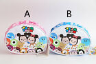 Lot tsum TSUM Bag Cartoon Women Cosmetic Cases Minnie Synthetic leather Bag