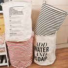 Zakka Cartoon Storage Bag Toy Clothes Laundry Baskets Clothing Organizer XHH8060