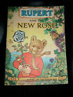 Rupert And The New Rose + Rupert And The Ticking Box Circa 1950's