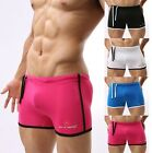 New Men's Tie Rope Swim Boxer Trunks Shorts Swimwear Swimsuit Size S,M,L # FY04