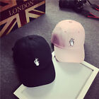 Fashion Sports Couples Embroidery Outdoor Baseball Cap Finger Unisex