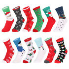 Socks Stocking Cotton Cute Men/Womens Unisex Christmas Gift HOT!