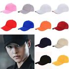 Outdoor fashion hat unisex baseball cap plain polo men/women snapback