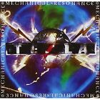 Mechanical Resonance Tesla Audio CD