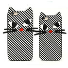 Cute Cartoon Case Soft Silicone Lulu Twill Cat Cover For iPhone SE 5 6s 6 7 Plus