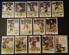 1981-82 OPC PITTSBURGH PENGUINS Select from LIST NHL HOCKEY CARDS O-PEE-CHEE