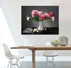 3D Peony In Rose 72 Wall Stickers Vinyl Wall Murals Print Decal Art AJSTORE CA