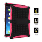 TCD iPad Air 2 Grenade Armor Hybrid Case Dual Layer Protection with Kickstand