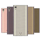 HEAD CASE DESIGNS SCARF INSPIRED SOFT GEL CASE FOR SONY PHONES 1