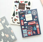 2017 SIM Planner Small Diary Scheduler Journal Agenda Schedule Book Notebook