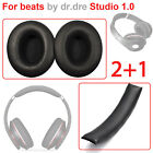 Replacement Ear Pads + Headband Cushion For Beats by dr dre Studio 1.0 Headphone