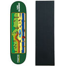 "PRIMITIVE Skateboard Deck SALABANZI QUEST 7.8"" With GRIPTAPE"