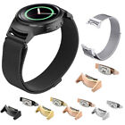 2PCS Stainless Steel Watch Band Strap Adapter Connector for Samsung Gear S2 R720