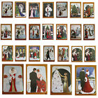ART DECO HUNKY DORY  CHRISTMAS SHIMMER TOPPER+ GEMS (( FIT 7X5 /A5 CARD)OCT 2016
