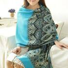 1 Piece Hot Charm Women's Girl Cotton Scarves Stole Shawl Wrap Gift Party Scarf