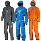 Klim Men's Lochsa One-Piece Non-Insulated Gore-Tex Suit - Black Blue Orange
