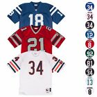 NFL Mitchell & Ness Authentic Throwback Home Away Retro Jersey Collections Men's on eBay