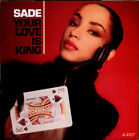 """Your Love Is King Sade UK 7"""" vinyl single record A4137 EPIC 1984"""