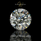 0.5 Ct Round Cut Loose Diamond GIA Certified G/SI2 +Free Ring (2237000728)