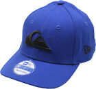 Quiksilver Toddler Mountain and Waves Baseball Hat Blue/Black