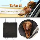 Pet Dog Cat Back Rear Car Seat Cover Travel Protector Hammock Waterproof Safety