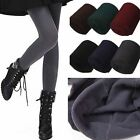 Fashion Women Lady Warm Winter Thick Skinny Slim Footless Leggings Stretch Pants