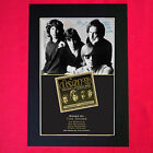 THE DOORS Autograph Mounted Signed Photo Reproduction Print A4 204