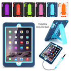 CHILDRENS KIDS SHOCKPROOF TOUGH HARD STAND CASE COVER FOR iPad AIR Mini 4 3 2 1