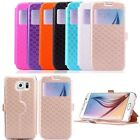 New Wallet Holder PU Leather Phone Flip Slim Case Cover for Samsung Galaxy A3