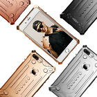 Top Anti-scratch Aviation Aluminum Robot Hard Back Cover Case For Smart Phones