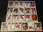 1990-91 UPPER DECK CHICAGO BLACK HAWKS Select from LIST NHL HOCKEY CARDS
