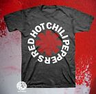 New Red Hot Chili Peppers Classic Logo Vintage Concert Mens T-Shirt  image