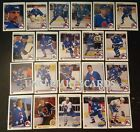 1990-91 UPPER DECK QUEBEC NORDIQUES Select from LIST NHL HOCKEY CARDS