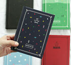 My Little Book Undated Diary Planner Scheduler Korean Cute Schedule Book Journal