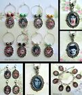 ROCKY HORROR SHOW CLIP ON CHARM OR BRACELET OR NECKLACE OR WINE GLASS CHARMS