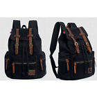 AUGUR Trendy Casual Style Camping School Satchel Laptop Hiking Bag Backpack New